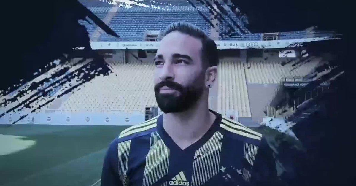 Fenerbahçe Adil Rami'yi böyle duyurdu