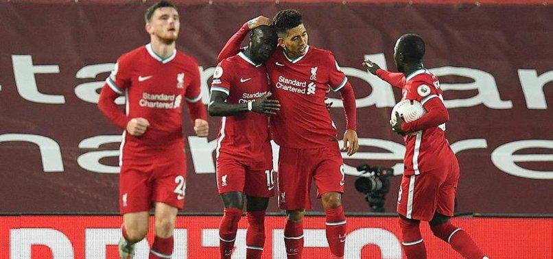 Premier Lig: Liverpool 3-1 Arsenal | MAÇ SONUCU