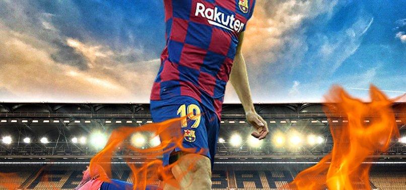 Flaş transfer! Barcelonalı yıldızı Fenerbahçe'ye...
