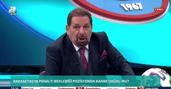Son dakika spor haberi: Trabzonspor Fenerbahçe maçında Valencia'nın Bakasetas'a müdahalesi penaltı mı? Erman Toroğlu yorumladı