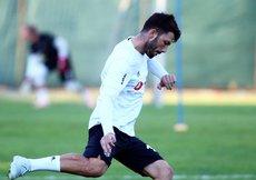 Beşiktaş, derbi hazırlıklarını tamamladı