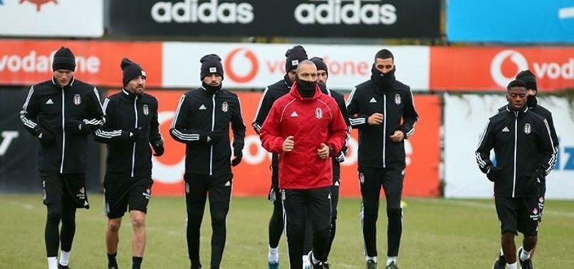 Beşiktaş'ta Göztepe maçı hazırlıkları başladı