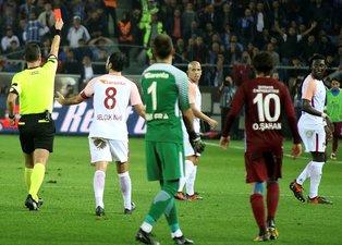 Trabzonsporlu taraftarlardan isyan! Fernando ve Maicon...