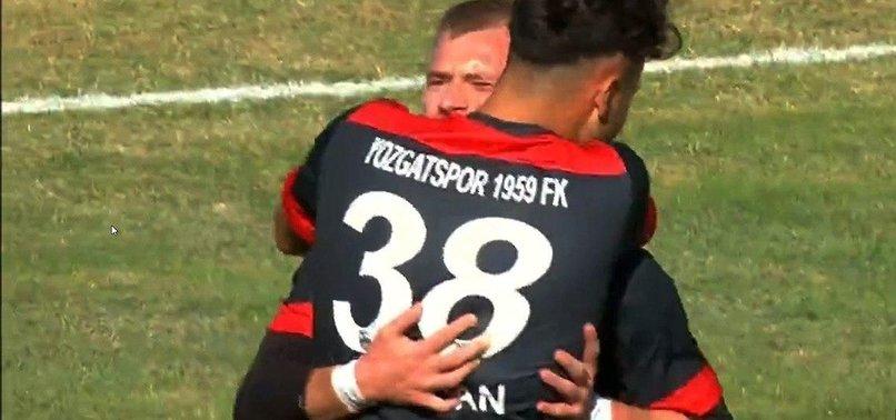 MAÇ SONUCU   Erbaaspor 0-1 Yozgatspor 1959