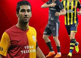 Arda Turan Galatasaray'a imzayı atıyor! Yıldız oyuncuyla birlikte geliyor