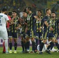 İşte Fenerbahçe-Kasımpaşa maçından kareler!