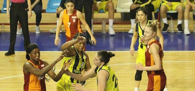 Kupa derbisi Fenerbahçe'nin