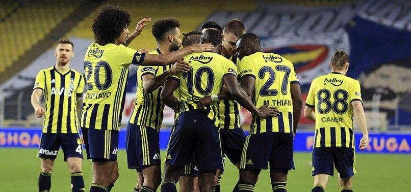 Fenerbahçe 3-0 Kayserispor (MAÇ SONUCU-ÖZET)