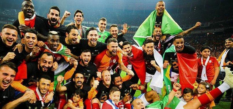Galatasaray, Fenerbahçe'yi geride bıraktı