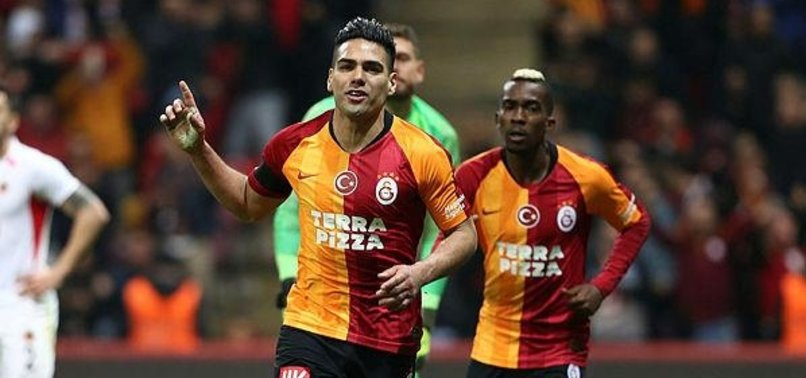 Falcao'dan flaş Beşiktaş sözleri