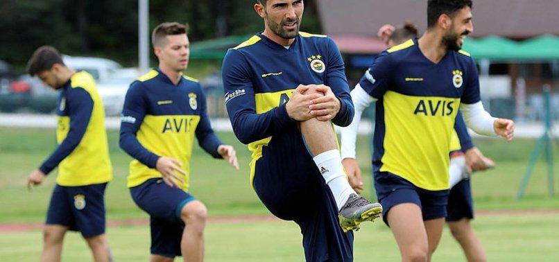 Fenerbahçe'de Hasan Ali Kaldırım sevinci