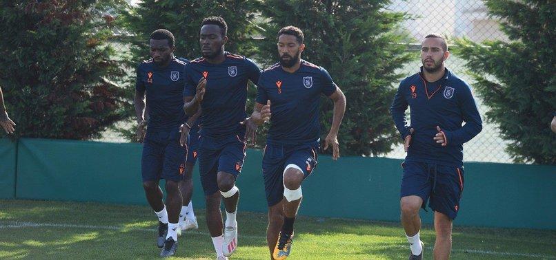 Başakşehir'de Olympiakos maçı hazırlıkları