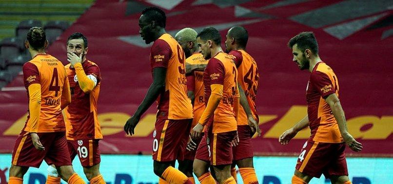 Galatasaray sezonun en kötü hücum performansını sergiledi
