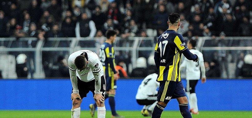 Beşiktaş Vodafone Park'ta eski performasından uzak