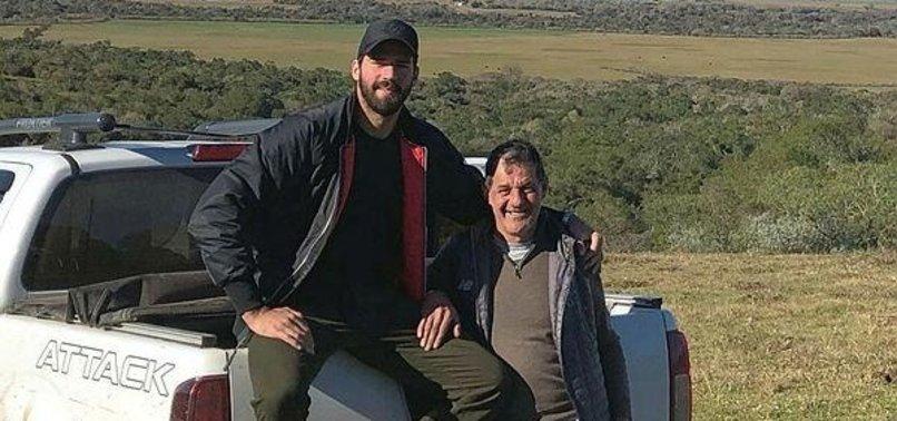 Alisson Becker'in babası hayatını kaybetti