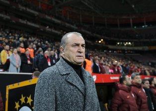 Galatasaray'da Fatih Terim ilk kez totem yaptı ve...