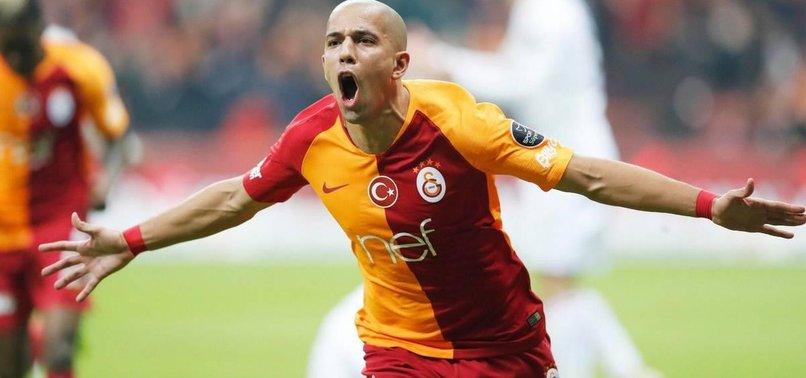Feghouli Süper Kupa'yı kaçıracak