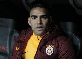 Galatasaray'da Radamel Falcao'dan şok talep! Yönetime şart koştu