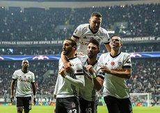 Beşiktaş için Şampiyonlar Ligi zamanı!