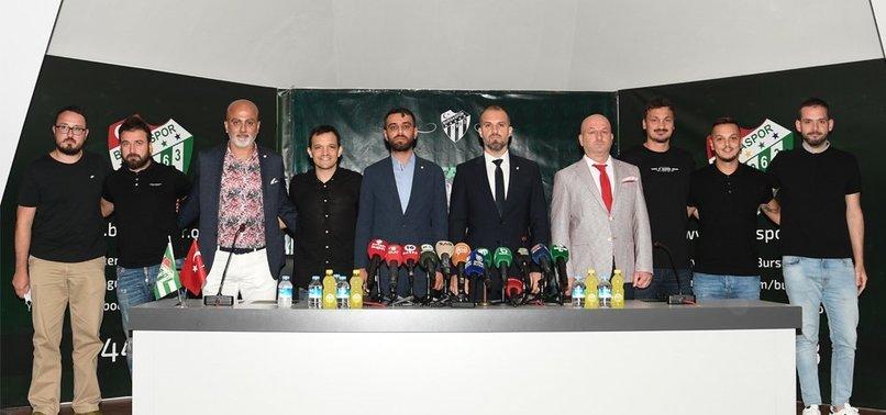 Son dakika spor haberleri: Bursaspor Mustafa Er ile sözleşme uzattı!