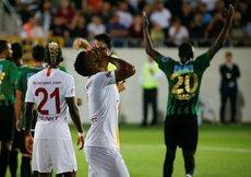Galatasarayın deplasman kabusu sürüyor