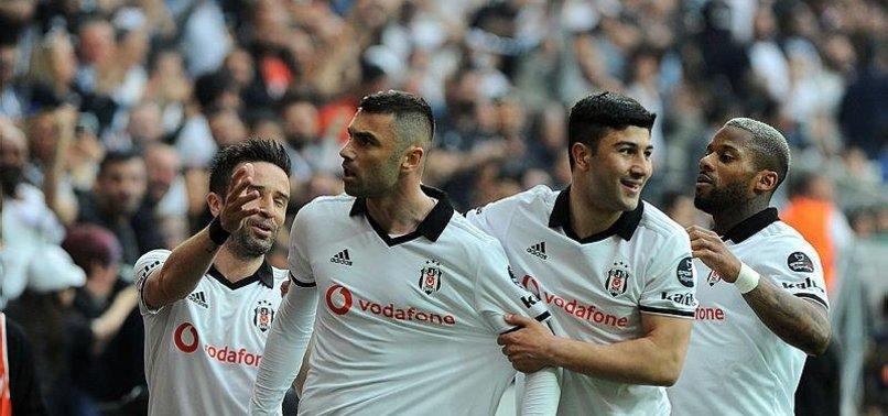 Beşiktaş'ın devler ligi aşkı
