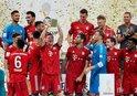 Almanya Süper Kupa Bayern Münihin