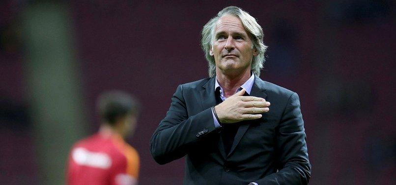 Son dakika spor haberleri: Galatasaray'ın eski hocası Riekerink İskenderun FK'da