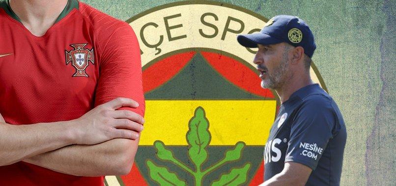Fenerbahçe transfer listesini güncelledi! Cedric Soares, Atakan Dadakdeniz, Jean Kevin Augustin...