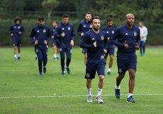 Fenerbahçe'de Sivasspor maçı hazırlıkları sürüyor