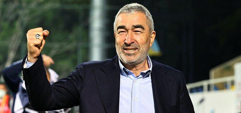 Adana Demirspor Teknik Direktörü Samet Aybaba: Şampiyonluk Adana'ya çok yakıştı
