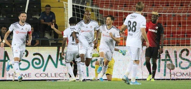 Beşiktaş'ta kara günler son bulmuyor