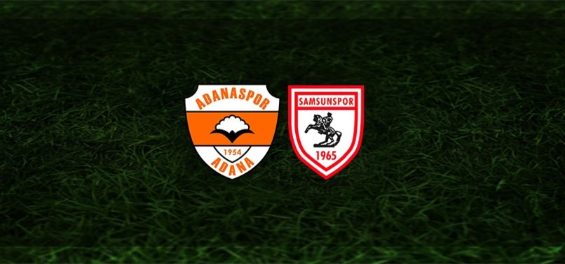 Adanaspor - Samsunspor maçı ne zaman, saat kaçta ve hangi kanalda? | TFF 1. Lig