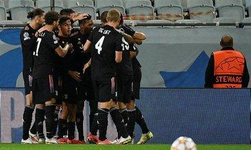Juventus yıldızlarıyla kazandı!