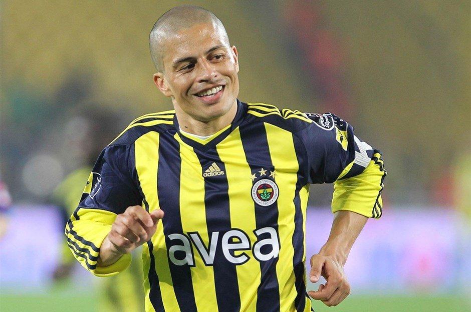 aSpor: Fenerbahçe'de çarpıcı istatistik! 2010-11 sezonundan beri Alex de Souza'yı geçen yok