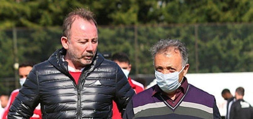 Son dakika Beşiktaş haberleri: Hıncal Uluç: Sergen Yalçın rahatsızsan istifa et