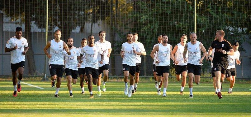 Galatasaray yeni sezon hazırlıklarına devam ediyor ile ilgili görsel sonucu