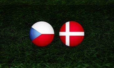 Çekya - Danimarka maçı saat kaçta ve hangi kanalda?
