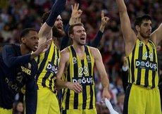 Fenerbahçe Doğuş Final-Fourda!