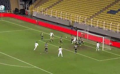 Fenerbahçe 1-0 Giresunspor (ÖZET)
