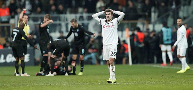 Beşiktaş 2018'de umduğunu bulamadı