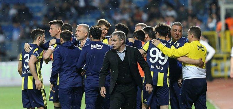 Fenerbahçe transfer parasını nereden bulacak?