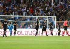 Beşiktaş sefilleri oynadı