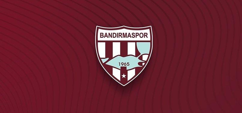 Bandırmaspor'un yeni hocası belli oldu!