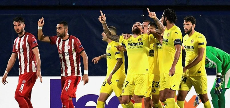 Villarreal 5-3 Sivasspor   MAÇ SONUCU