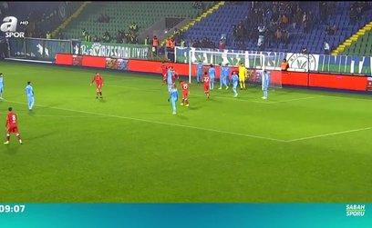 Çaykur Rizespor 3-2 Yılport Samsunspor | MAÇ ÖZETİ