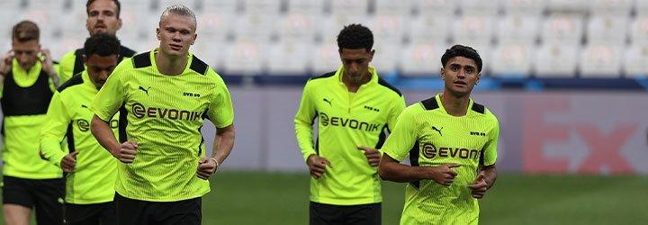 Dortmund, Beşiktaş maçı öncesinde son hazırlıklarını yapıyor.