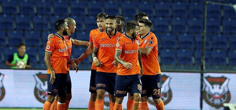 Başakşehir Trabzon galibiyetiyle başladı