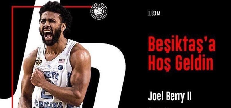 ABD'li basketbolcu Joel Berry Beşiktaş'ta!