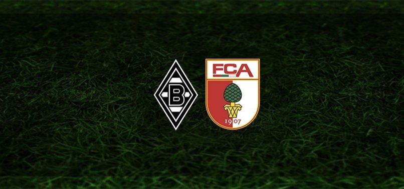 B. M'gladbach - Augsburg maçı naklen A Spor'da!